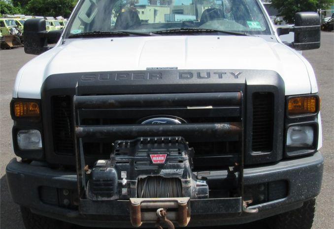 2008 Ford F-250 Utility Body 4 x 4 - DSS2171