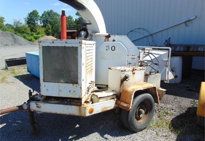 1990 Badger Wood Chipper