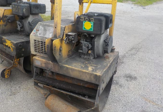 2009 MULTI QUIP WALK BEHIND ROLLER / LOT202-602665
