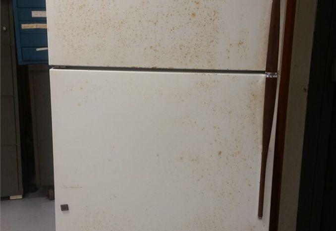 GE Refrigerator Model TBX18BGB