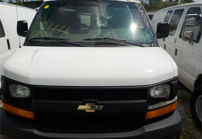 2006 CHEVROLET EXPRESS RWD CARGO VAN / LOT244-060071