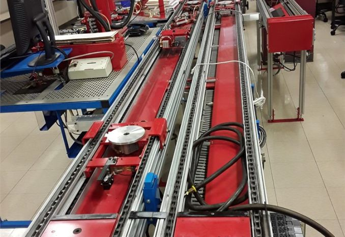 USED- Amatrol CIM (Computer Integrated Manufacturing) Line