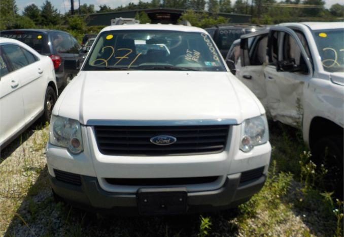 2006 FORD EXPLORER ADVANCE TRAC RSC 4X4 SUV / LOT271-060039