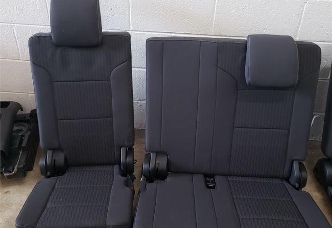 2019 GMC Yukon 3rd Row Seat
