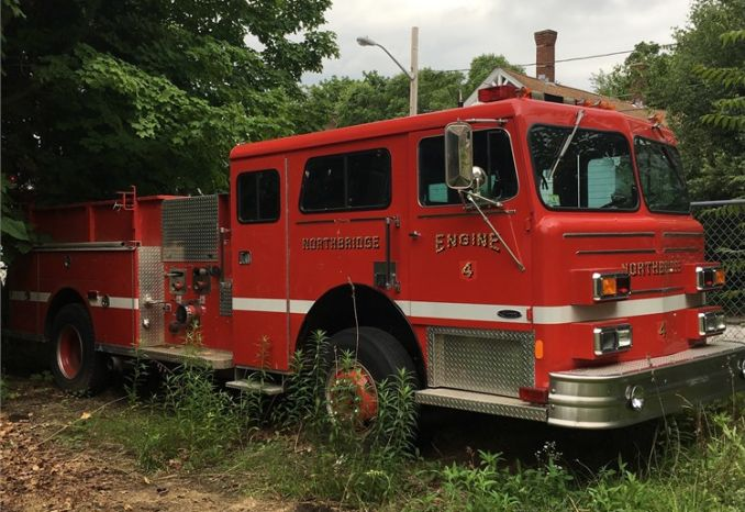 1978 Maxim Motors Pumper