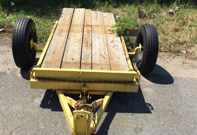 Small Roller Trailer