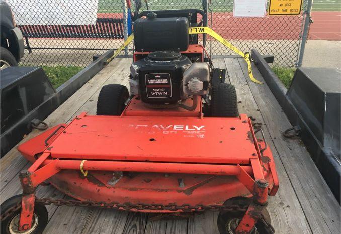 Gravely Lawn Mower
