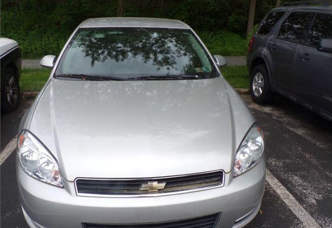 2006 Silver Chevy Impala