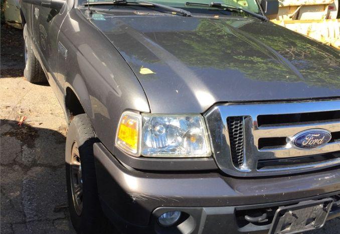 2008 Ford Ranger 4wd