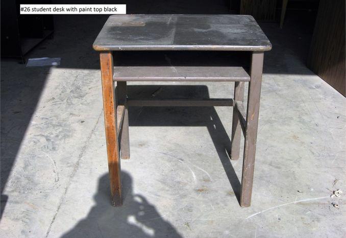 Student Desk (#26)