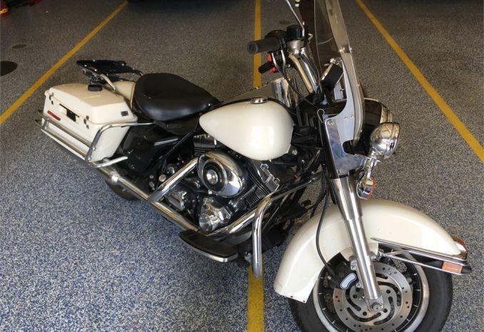 2004 Harley Davidson Road King Police