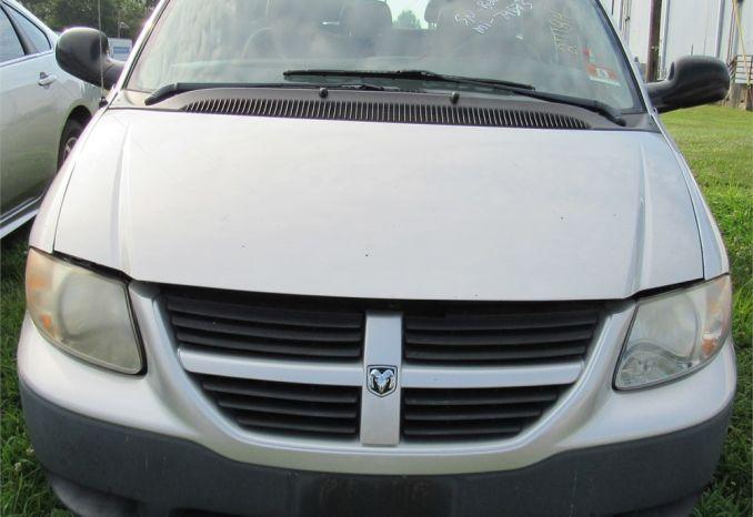 2007 Dodge Caravan-DSS2193