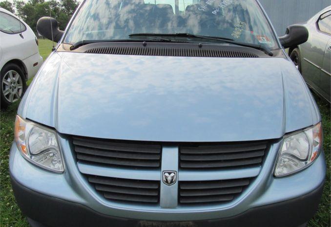 2006 Dodge Caravan-DSS2194