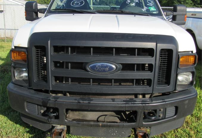 2010 Ford F350 Pick up-DSS2213
