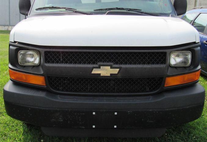 2015 Chevy Express Window Van-DSS2204