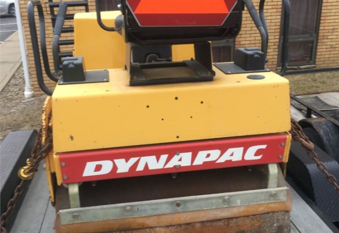 1994 Dynapac CC 102