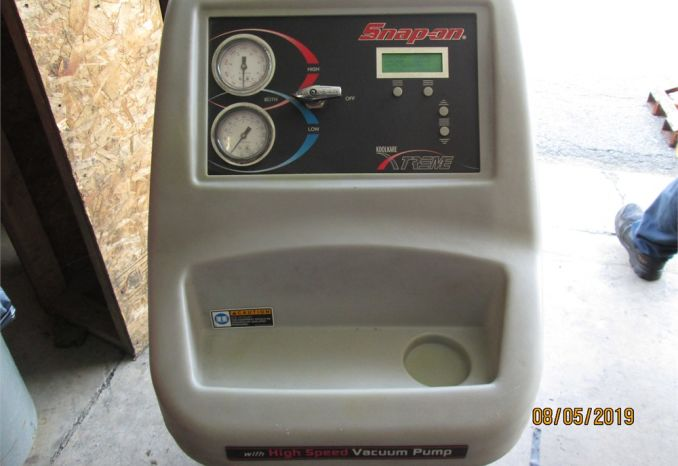 SNAP-ON KOOL KARE EXTREME AIR CONDITIONING MACHINE