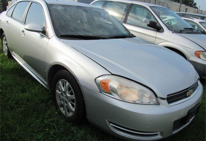 2009 Chevy Impala- DSS2191