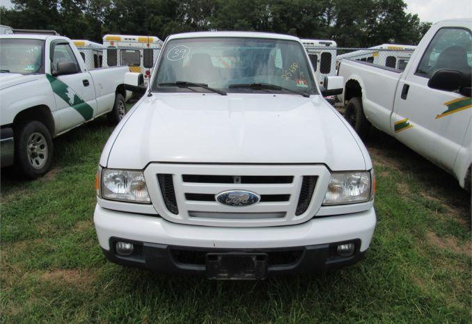 2006 Ford Ranger-DSS2229