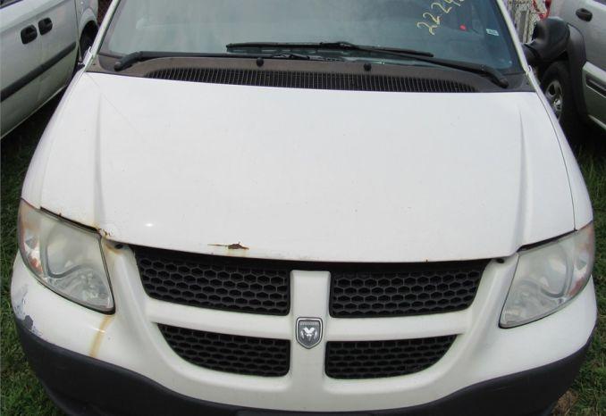 2004 Dodge Caravan-DSS2236