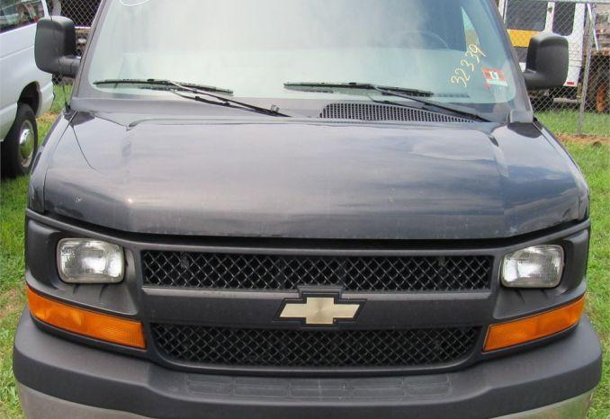 2013 Chevy Express Cargo Van-DSS2231