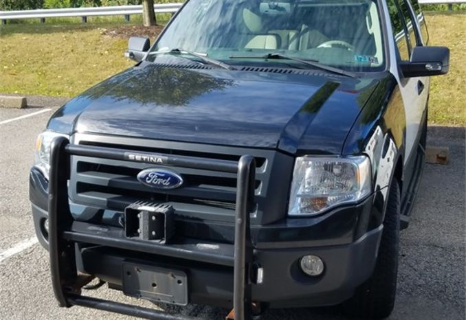 2013 Ford Expedition - Former Police Vehicle