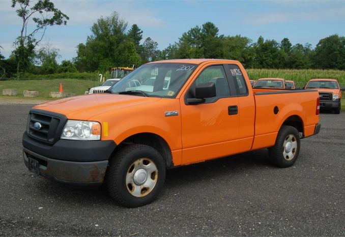 2007 Ford F150 - H1925