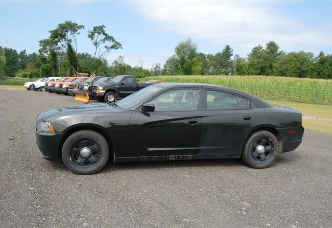 2012 Dodge Charger PIU - EQ4849