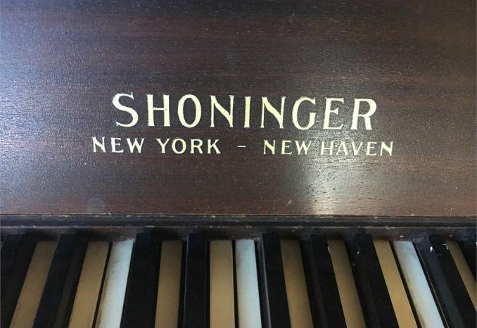 B. Shoninger Piano