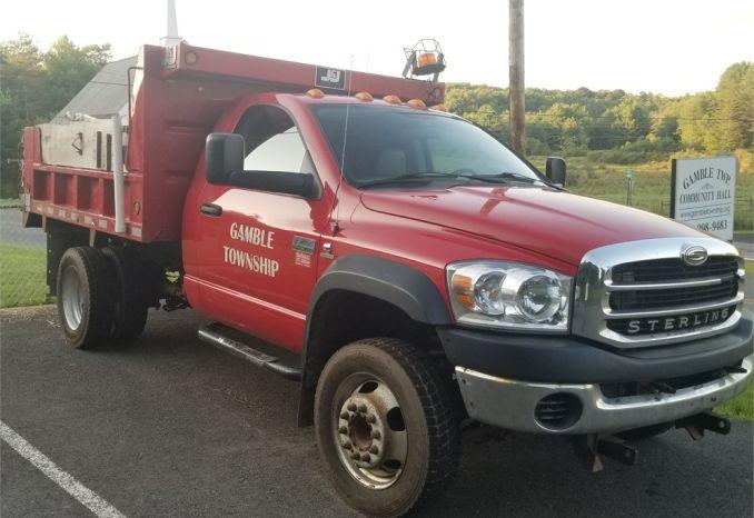 2009 Sterling Bullet Truck