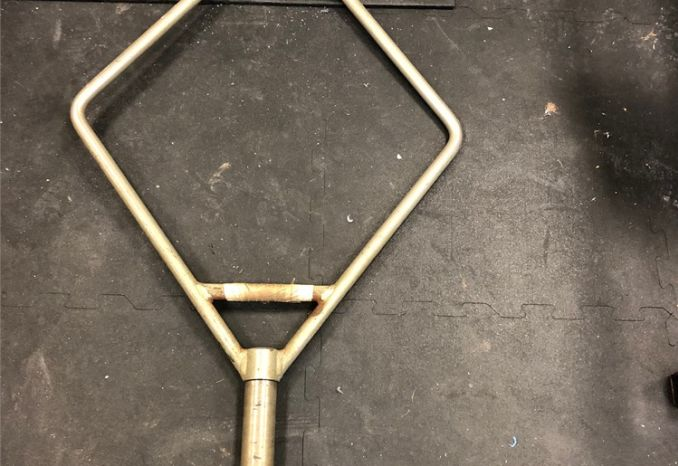 Dead lift Bar/Trapezoidal Bar
