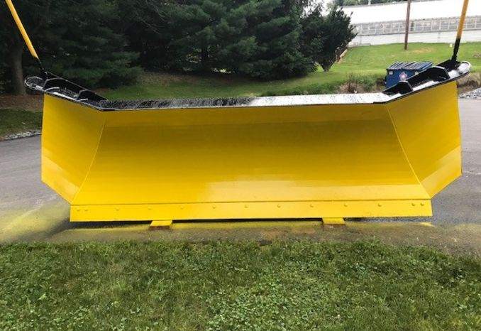 11' Gledhill 2-way Double Wing Snow Plow