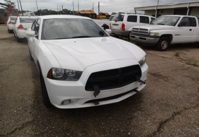 2012 Dodge Charger, doesn't run, possibly missing parts