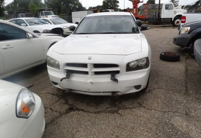 2007 Dodge Charger, Doesn't run, possibly missing parts.