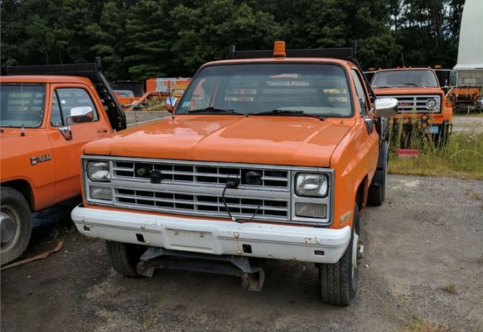 1985 Chevy V-30 Flatbed Pickup