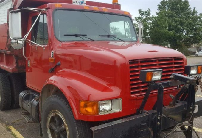1992 International 4700 series