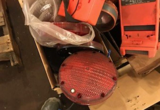 Lot of Assorted Lights