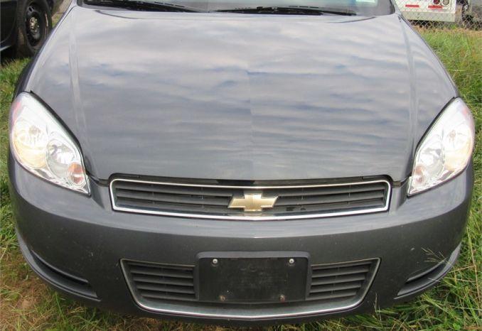 2011 Chevy Impala-DSS2260