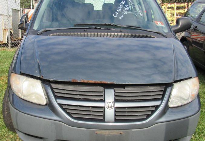 2006 Dodge Caravan-DSS2264