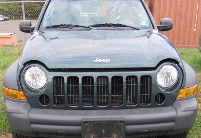 2006 Jeep Liberty 4x4-DSS2256