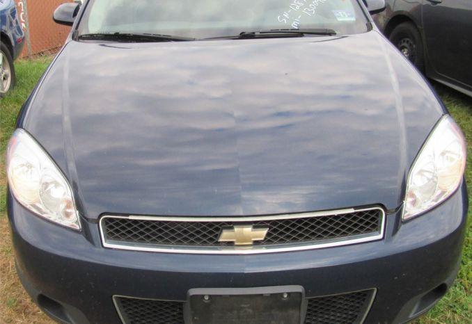 2012 Chevy Impala-DSS2259