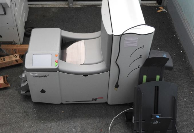 Neopost Folding Machine