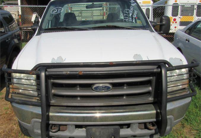2003 Ford F250 4X4-DSS2267