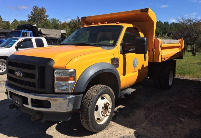 2009 Ford f-450 Dump Truck