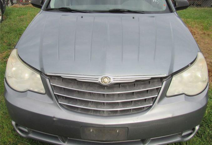 2007 Chrysler Sebring-DSS2262