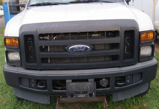 2006 Ford F350 4X4-DSS2255