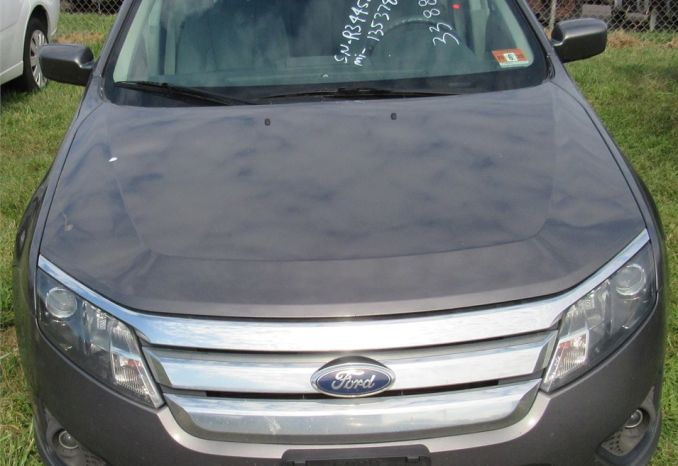 2011 Ford Fusion-DSS2269
