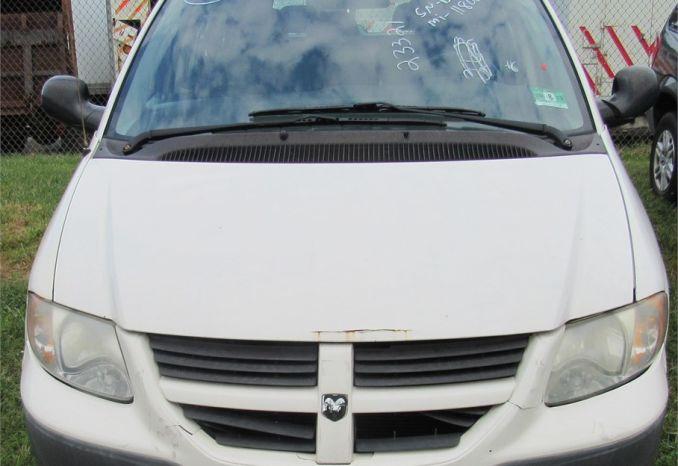 2005 Dodge Caravan-DSS2263