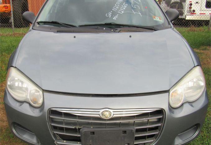 2006 Chrysler Sebring- DSS2257