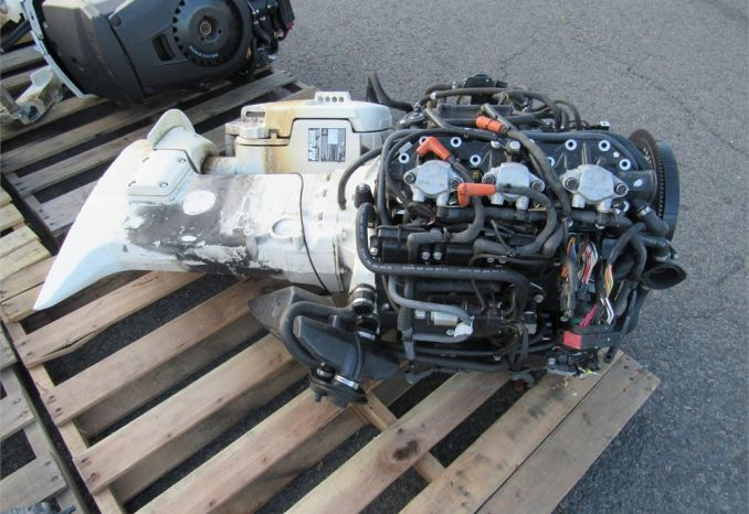 Outboard Marine Motors and assorted parts-DSS2270